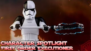 First Order Executioner- Character Spotlight NEW STORMTROOPER!