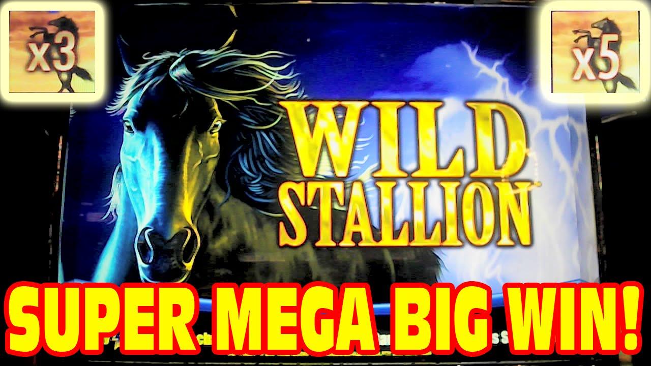 Wild Stallion Slots