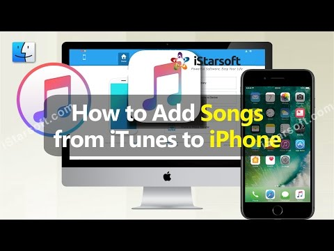How to Add Songs from iTunes to iPhone