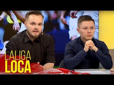 LaLiga Loca #61 - Ajax - Real 1:2, Barcelona w kryzysie?
