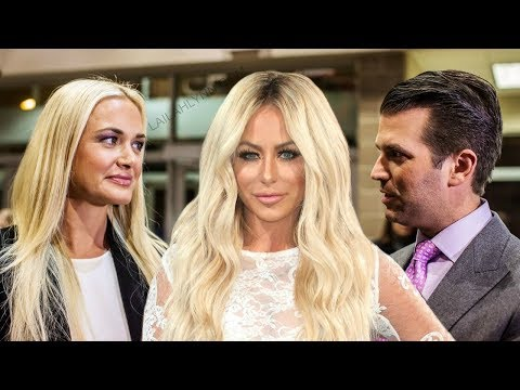 Aubrey O'Day Had A 'Relationship' With Donald Jr AND Wrote A Song About It