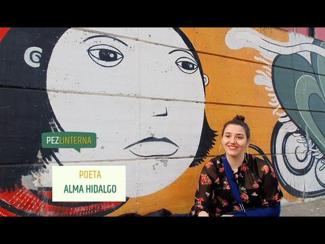 Conversación con Alma Hidalgo