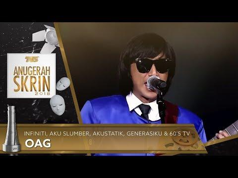Infiniti, Aku Slumber, Akustatik, Generasiku & 60's TV - OAG | #ASK2018