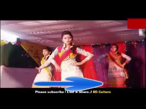 Wedding Party Dance Female Group Outstanding Of BD Culture New Song