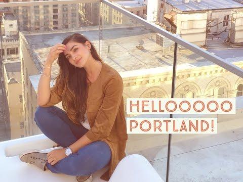 Weekend getaway to Portland, OR