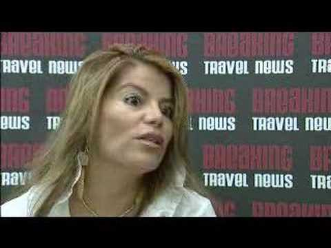 Erika Garcia, Premier Cancun Vacations @ CHA 2008