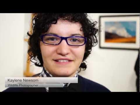 Kaylene Newsom - Wilderness Art Exhibit at Essentia Calgary