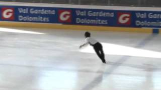 SENIOR MEN FREE SKATING.