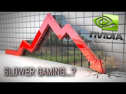 NVIDIA SLOWS Down Graphics Cards With Drivers?! RE: To Testing Games