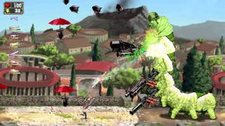 Serious Sam Double D - Gameplay Video