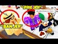 MY ROBLOX JOB FIRED AND BANNED ME FROM THEIR GAME!