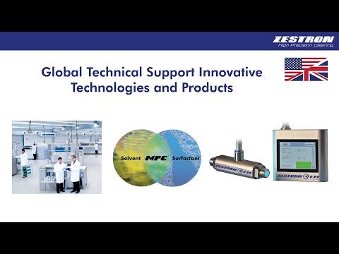 ZESTRON - Company and Technical Innovations (ZESTRON® EYE, MPC® Technology)