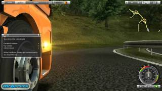 UK Truck Simulator PC Gameplay -- Comment -- (720p HD)