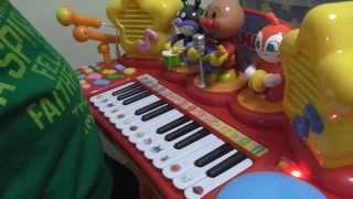 Anpanman Piano Keyboard アンパンマン ピアノ