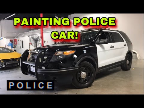 WORKING ON A POLICE INTERCEPTOR NEW PROJECT