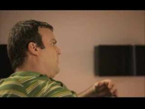 FUNNY!   Panosonic viera T.V Commercial
