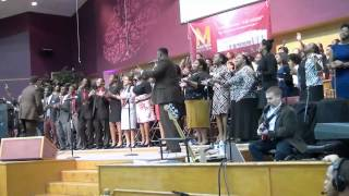 "Pastor Doggette Legacy Celebration - Jamel Strong & Dynamic Praise "" God Restores """