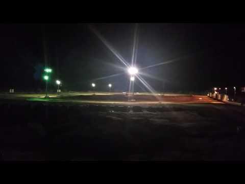 Mohave Valley Raceway mini stock heat 10/15/16