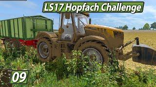 LS17 HOPFACH 🚜 Kwalitätstschornalismuss. Nicht. ► #9 LANDWIRTSCHAFTS SIMULATOR 17 Challenge