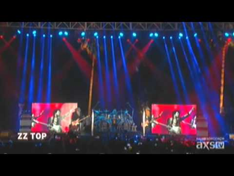 ZZ Top - Stagecoach 2015 LIVE Full Show April 25 2015