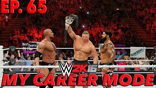 WWE 2K16 My Career Mode - WHO WANT