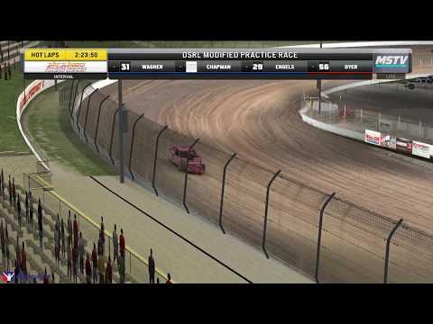 DSRL: Modified Series | Dirt UMP Modified | Eldora Speedway