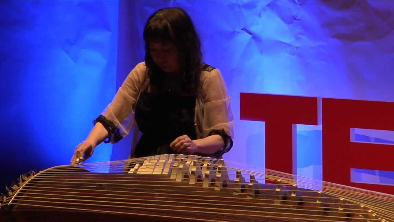 Contemporary Koto Music | Aya Asakura | TEDxKyoto