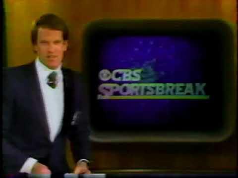 January 5, 1985 - John Tesh Prime Time Sports Update