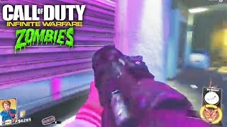 INFINITE WARFARE ZOMBIES GAMEPLAY! - PACK A PUNCH, AFTERLIFE, MAGIC BOX & MORE!