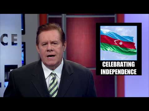 Azerbaijan Independence Day celebrated in Torrance, California
