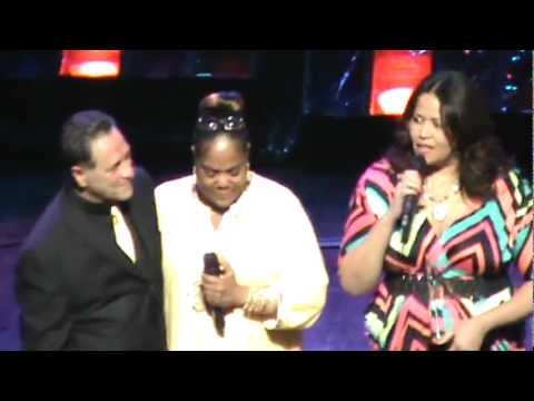 "Freestyle Artist "" Nayobe ""  Receiving Her Achivement Award...."