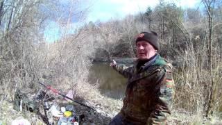 Рыбалка на Нерли на фидер. Река Нерль Тверская область весной. Охота на Рыбалку.