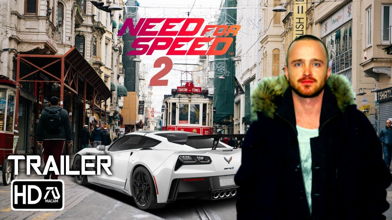 Need For Speed 2 Trailer 2020 Hd Aaron Paul Michael Keaton Fan Made Youtube