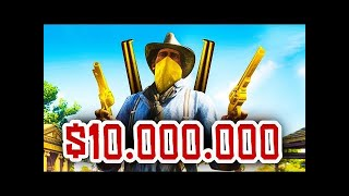 *SECRET* GOLD TREASURE AND MONEY LOCATION in Red Dead Redemption 2 Online! Easy Money RDR2 Online!
