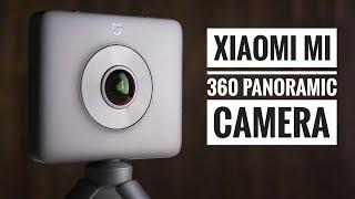 НАШ ПЕРВЫЙ ОБЗОР В 360° - Xiaomi Mi 360° Panoramic Camera