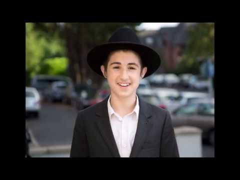 Mendel Brandman's Bar Mitzvah - Letter to Mendel