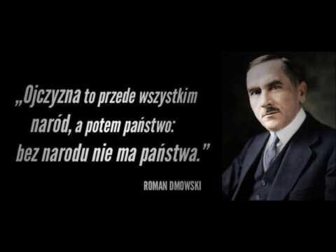 Historyczne spory Roman Dmowski