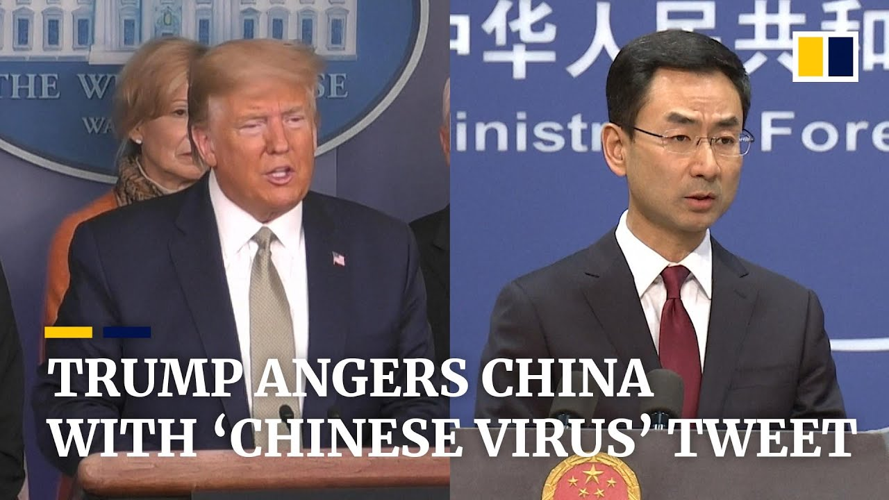 Defying Beijing, Donald Trump doubles down on use of 'Chinese virus' label  for Covid-19 | South China Morning Post