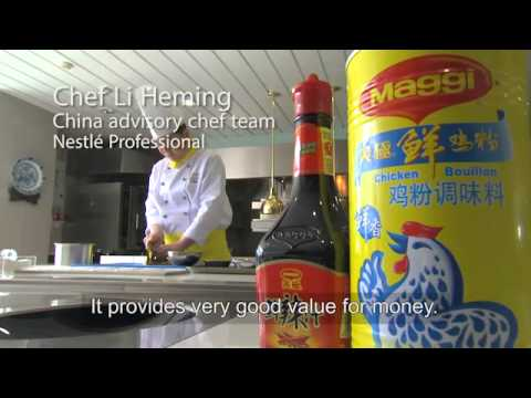 Maggi Liquid Seasoning product introduction