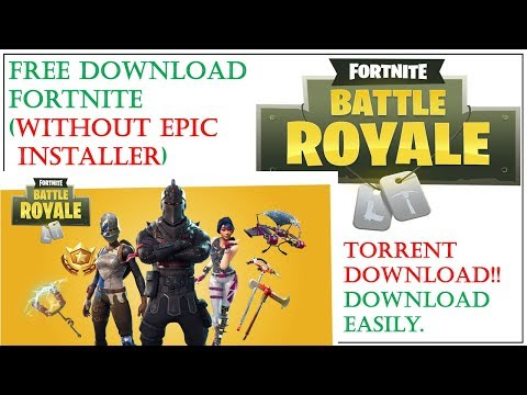 torrent download(without epic