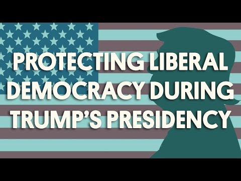 Protecting Liberal Democracy During Trump's Presidency