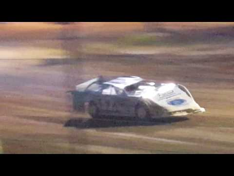 Derek Fetter Quincy Raceways Feature part 3 finish