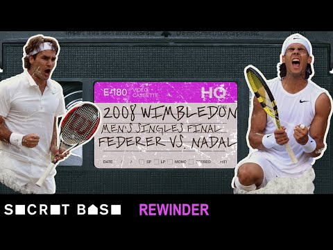 Wimbledon's greatest men's final gets a deep rewind | Federer vs. Nadal 2008