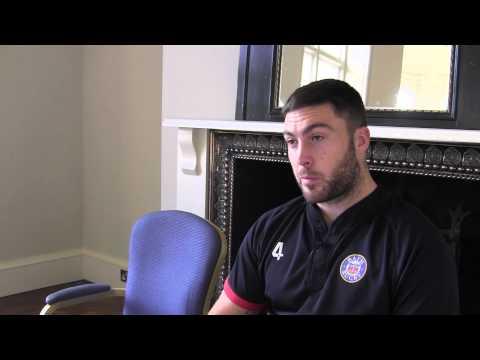 Interview with Matt Banahan