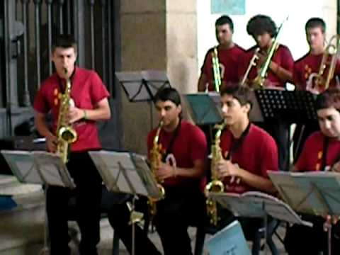 Chameleon - Big Band del Conservatorio de Cáceres