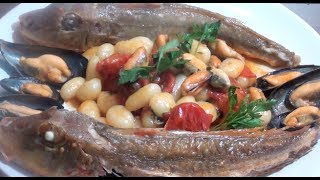 Gnocchi Recipe With Fish And Mussels