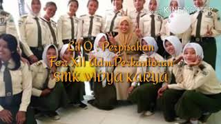 Lil o - Perpisahan | Moment Abadi |°•°| MY Teacher And Friends.XII_Adm.Perkantoran Smk WidyaKarya