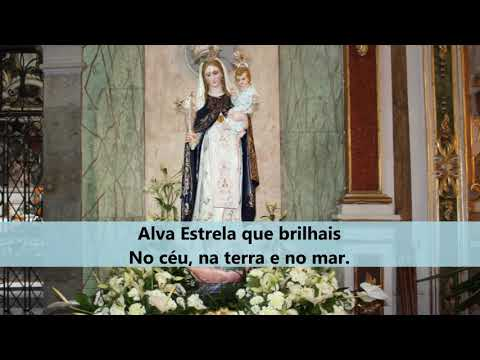 Hino de Nossa Senhora da Estrela - Matriz - Ribeira Grande