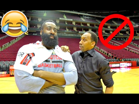 Video Stephen A Smith Shoots His Shot At David Fizdale S Wife