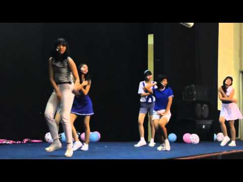 Paveria [K-Pop Dance Cover] - Spring Competition Palembang 2016